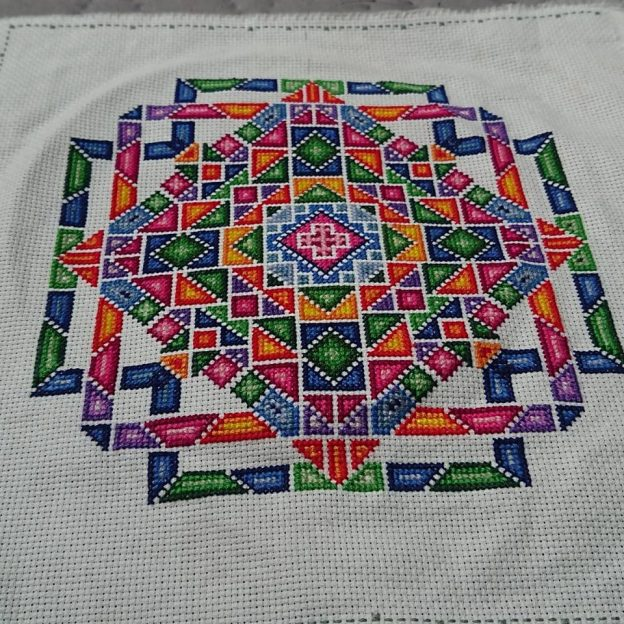 Geometric Mandala No 1